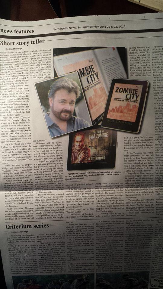 Kernersville News Article