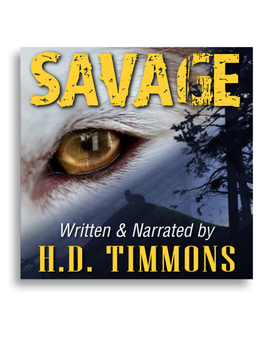savage-audiobook